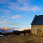 Lake Tekapo  by Jocelyn  Parry-Jones