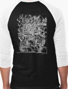 Wild Child Men's Baseball ¾ T-Shirt