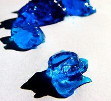 Drops of Blue Jello by Michael McCann