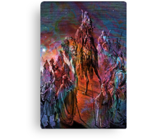 JOURNEY OF KINGS Canvas Print