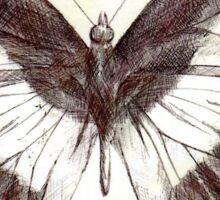 Biro Butterfly Sticker