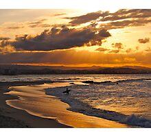RaWGold Coast Photographic Print