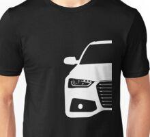 Simple German Sedan front end design Unisex T-Shirt