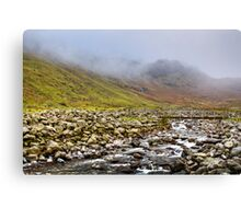 Great Langdale Beck Canvas Print