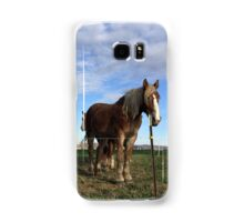 Bored Horses Samsung Galaxy Case/Skin