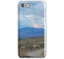 Distant Mountain iPhone Case/Skin