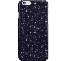 New Years Traditions iPhone Case/Skin