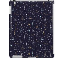 New Years Traditions iPad Case/Skin