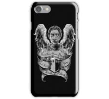 Don't Blink (Alternate) iPhone Case/Skin