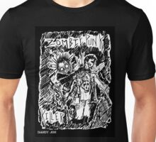 Zombie Punk Killer Unisex T-Shirt