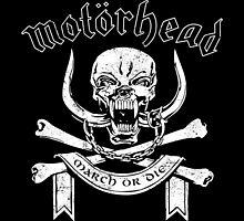 Motorhead March or Die by robertnorris