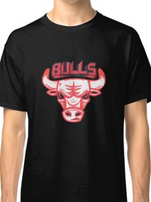 BULLS hand-drawing Classic T-Shirt