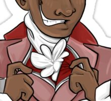Aaron Burr, Sir Sticker