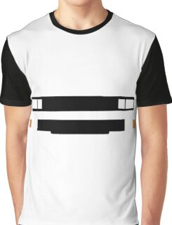 T3 (Caravelle, Microbus) grill and headlights simplistic design version 2 Graphic T-Shirt