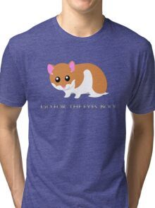 Go For The Eyes Tri-blend T-Shirt