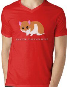 Go For The Eyes Mens V-Neck T-Shirt