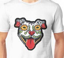 RASTA PIT BULL FLOPPY EARS Unisex T-Shirt