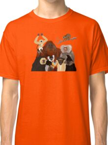 I Am Thankful For Primates Classic T-Shirt