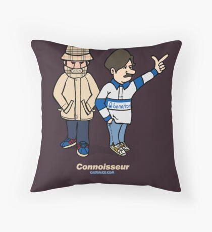 DAPPER DANDIES Throw Pillow