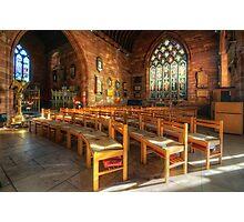 Birmingham Cathedral 3.0 Photographic Print