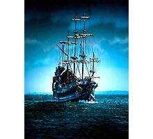 Sails in Blue Photographic Print