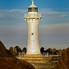 Wollongong Lighthouse by Katherine Bowden