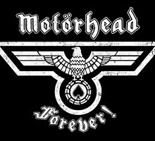 Motorhead Forever Classic Rock by robertnorris