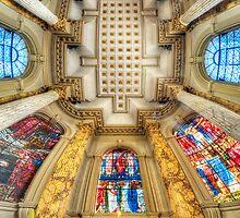 Birmingham Cathedral 4.0 by Yhun Suarez