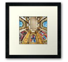 Birmingham Cathedral 4.0 Framed Print