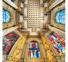 Birmingham Cathedral 4.0 Photographic Print