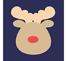 Rudolph the Red Nosed Reindeer #2 Photographic Print