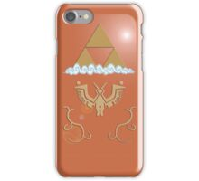 Wind Waker iPhone Shield- Evening Theme iPhone Case/Skin