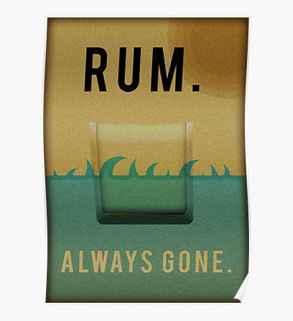 Rum Poster