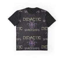 DidacticSpaceships.com 3.0 Graphic T-Shirt