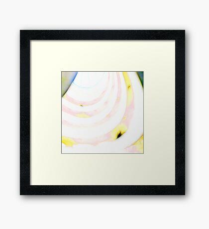 Guggenheim Swings #2 Framed Print