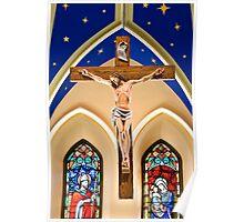 The Catholic Faith Poster