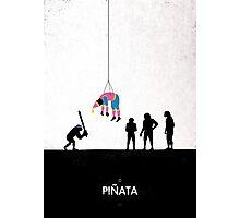 99 Steps of Progress - Pinata Photographic Print
