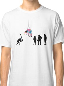 99 Steps of Progress - Pinata Classic T-Shirt