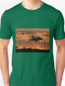 Hunting Harriers Unisex T-Shirt