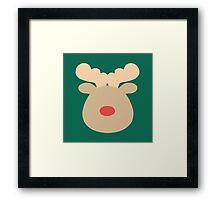 Rudolph the Red Nosed Reindeer #5 Framed Print