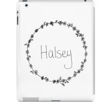 Halsey Flower Crown iPad Case/Skin