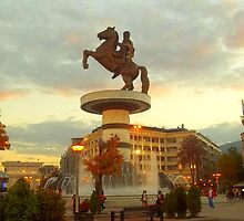 Alexander the Great  by Kristina R.