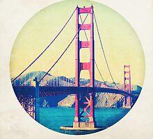 Golden Gate Bridge by Mareike Böhmer