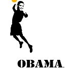 slamdunk obama by mouseman