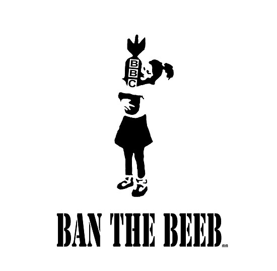 ban the beeb by mouseman