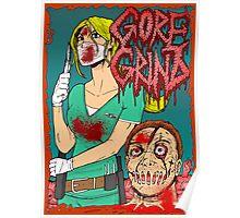 Goregrind - Nurse Kate Gore Poster