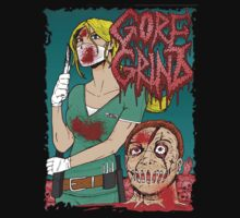 Goregrind - Nurse Kate Gore T-Shirt