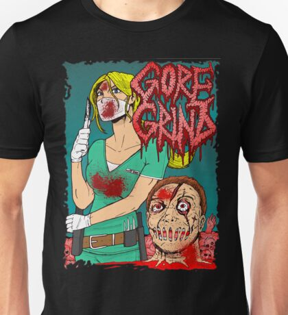 Goregrind - Nurse Kate Gore Unisex T-Shirt