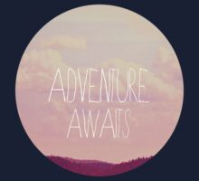 Adventure Awaits Kids Clothes