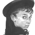 Audrey Hepburn by tonito21